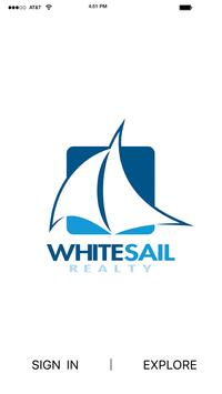 White Sail Realty poster