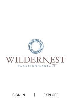 Wildernest Vacation Rentals poster