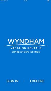 Wyndham Charleston Islands poster