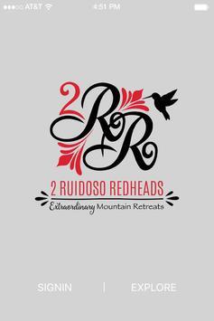 2 Ruidoso Redheads poster