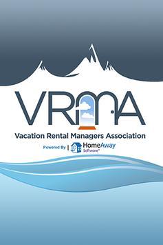 VRMA Events poster
