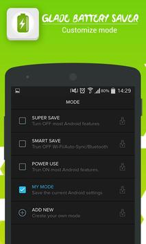 Gig Battery Saver screenshot 15