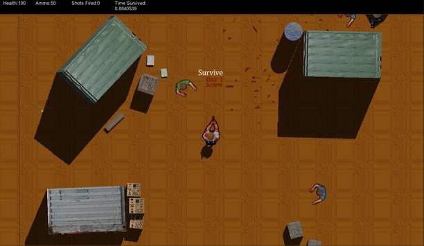 Zombie Strike Force Battle apk screenshot
