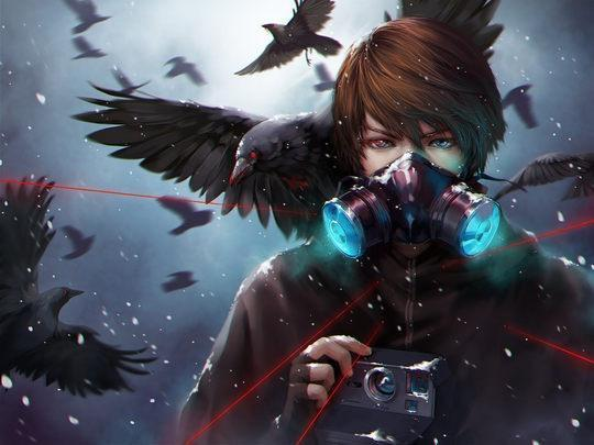 Download 300 Wallpaper Anime Gaming Hd HD Paling Keren