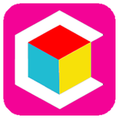 Color Cubes Switch icon