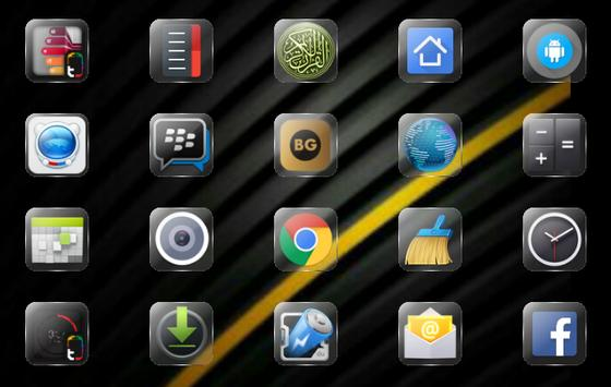 Glasses Iconpack apk screenshot