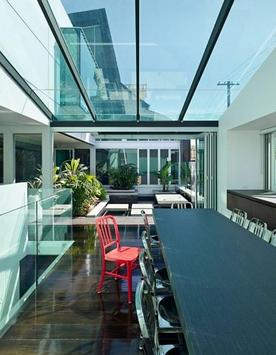glass roof terrace apk screenshot