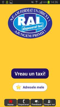 Ral Taxi poster