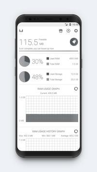 RAM Booster (Memory Cleaner) apk screenshot