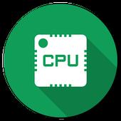 CPU Monitor - temperature, usage, performance icon
