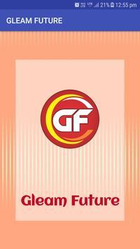Gleam Future poster