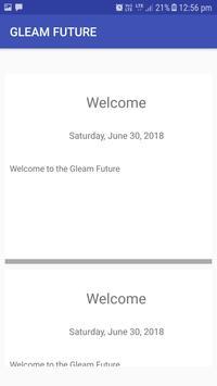 Gleam Future screenshot 3