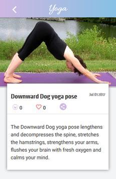Yoga Asanas screenshot 3