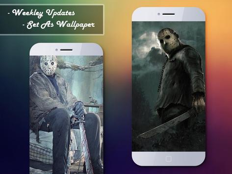 Jason Voorhees Wallpapers screenshot 2