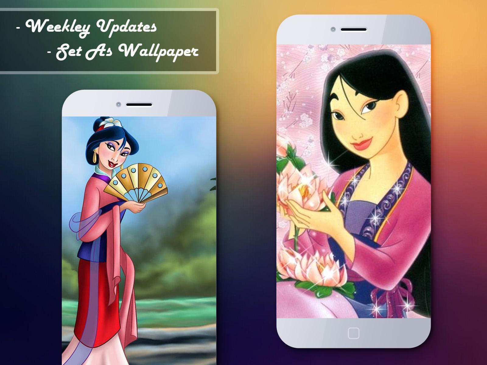 Princess Mulan Wallpaper Hd For Android Apk Download