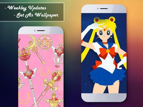 Best Sailor Moon Wallpaper screenshot 1