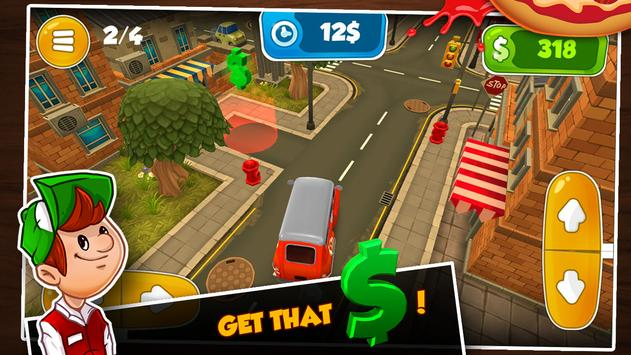 3D Driving Sim: Pepperoni Pepe screenshot 5