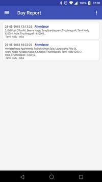 Greenature - Gnature Smart Attendance System screenshot 3
