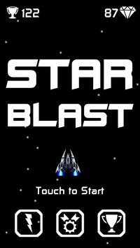 Star Blast poster