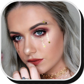 Glitter Makeup Tutorials icon