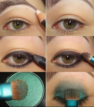 Glitter Makeup Tutorials screenshot 4