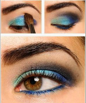 Glitter Makeup Tutorials screenshot 1