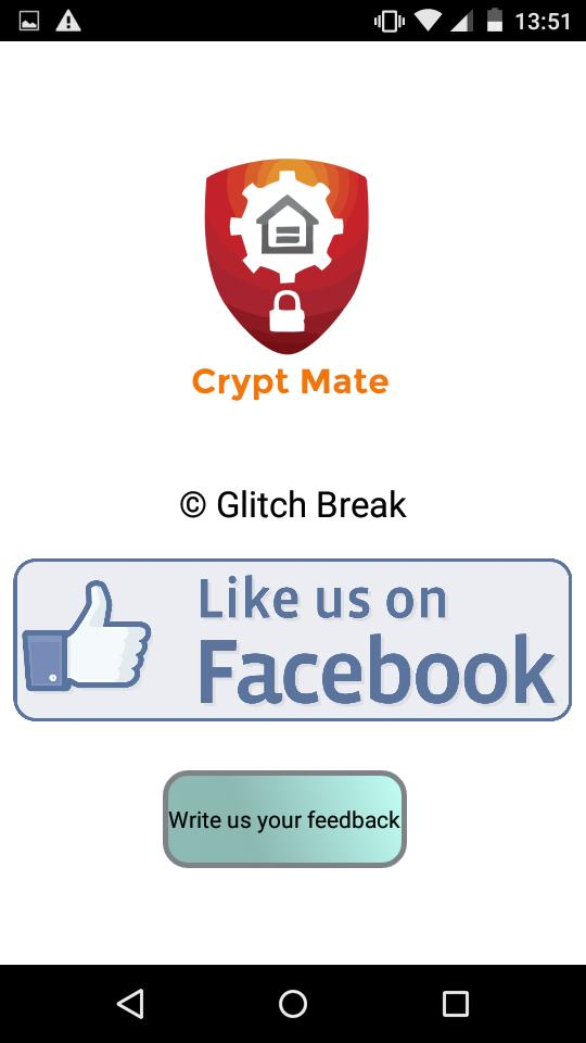 Crypt Mate For Android Apk Download