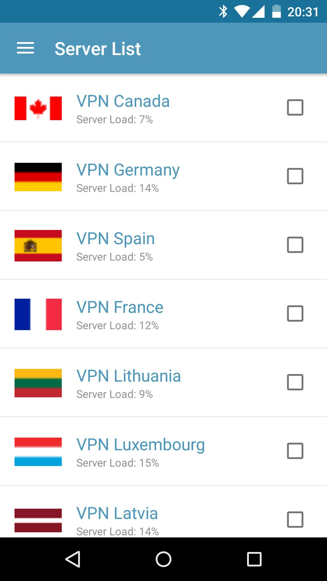 ANDROID TÉLÉCHARGER GLOBUS VPN