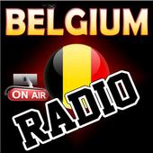 België Radio - Free Stations icon