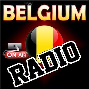 België Radio - Free Stations poster