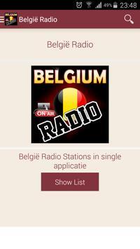 België Radio - Free Stations apk screenshot