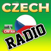 Czech Radio FM - Free Stations icon