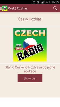 Czech Radio FM - Free Stations screenshot 1