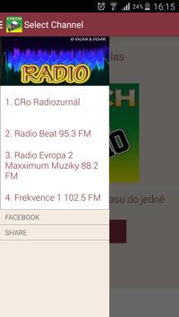 Czech Radio FM - Free Stations screenshot 2
