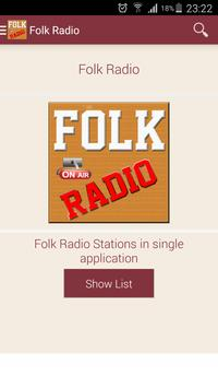 Folk Radio Stations FM/AM apk screenshot