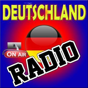 Deutschland Radio poster