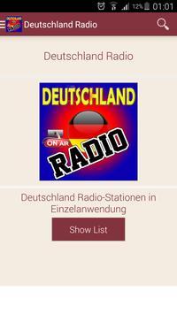 Deutschland Radio screenshot 1