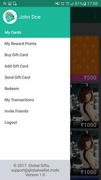 Global.gifts apk screenshot
