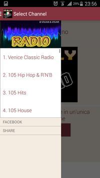 Italian Radio - Free Stations screenshot 8