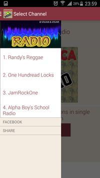 Jamaica Radio screenshot 2