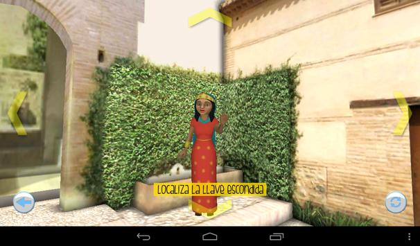 The Alhambra, the Red Castle apk screenshot