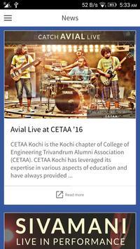 CETAA 2016 poster