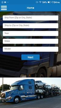 Global Auto Transportation screenshot 1