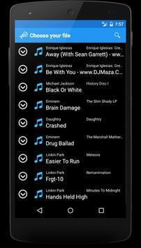 MP3 Cutter - Ringtone Maker apk screenshot
