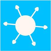 aa Love dots icon