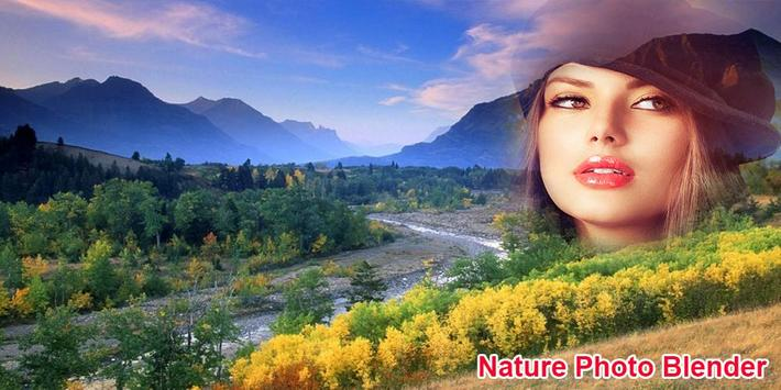 Nature Photo Frame poster