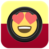 Emoji Camera Photo Editor icon