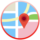 Find Nearby Places Around Me icon