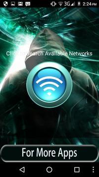 Master wifi  hacking prank screenshot 1
