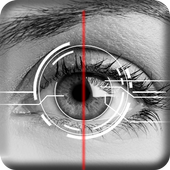 X_Ray Eye Scanner prank icon